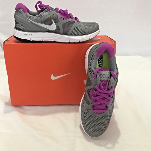 b6145bf2d250 Nike Lunarglide +3 Breathe Sneakers Size 7 NEW